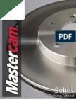 Mastercam X5 Solids Training Tutorial