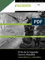 1. Fin II Guerra Mundial