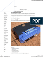 WRT54GS Serial Port-Rod Whitby's Guide to Adding a Serial Port