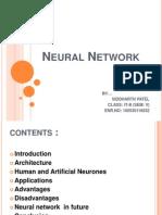 Neural Network Ppt Presentation