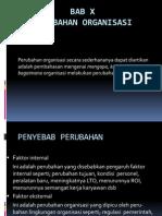 Perubahan-Organisasi