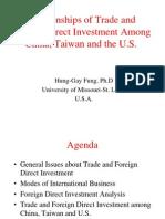 Trade&FDI