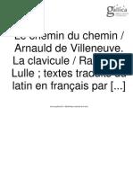 Arnauld de Villeneuve