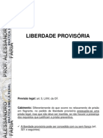 5. LIBERDADE PROVISÓRIA