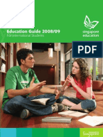 Singapore Education Guide 2008 09