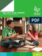 Singapore Education Guide 2008 09
