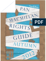 Translation Rights Guide Autumn 2012