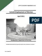 ATTP 3-21.90 Tactical Employment of Mortars