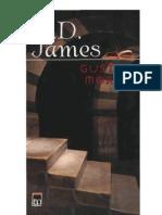 James, P.D. - Gustul Mortii