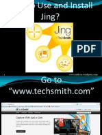 How to Use Jing