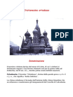 Religione - Cristianesimo ortodosso.doc