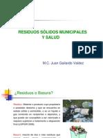 Residuos Solidos Municipales y La Salud