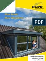 Brochure Klok Dakkapellen Digitaal