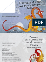 Princess Azzurra and the Gluttonous Dragon