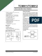 TCM811 DataSheet