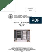 Teknik Operasional Pcm 30