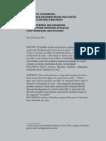Alienados e Darandins fronteiras desidentitárias de loucos de Rosa e Machado 3ª avaliação