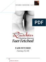 Christine Warren - Serie Fixed 3 - Faer Fetched.pdf