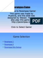 Parampaa Game.pps