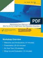 Drug Abuse Presentation (2)