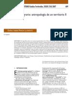 Paisaje agrario, antropología de un territorio II