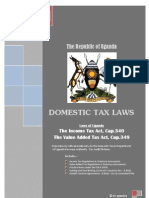 Domestic Tax Laws