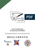2013 FILACENTRO - Reglamento Con Juventud (1)-1