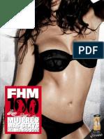 FHM 100 Sexiest Women 2007