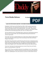 FD Press Release - The Jazz Soirée 5/3/13