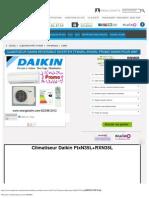 FTXn25L+RxN25L Daikin Inverter PROMO