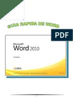 Guia Rapida Word 2010
