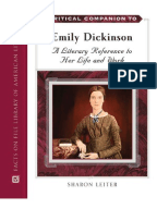 Explain XXVII by Emily Dickinson?