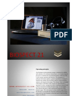 Welcome to the Analysis and Treatment BIOSPECT 21