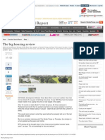 The Big Housing Review