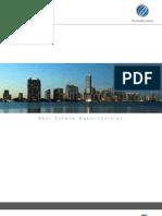 """""""Distressed Assets"""" es decir activos inmobiliarios en proceso de remate o ya rematados"""