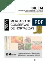 Ficha Conservas de Hortalizas