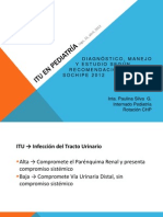 ITU en Pediatría SOCHIPE 2012.pptx