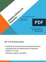 Diarrea Crónica en Pediatría.ppt