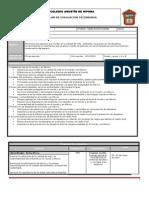 Plan y Programa de Evaluacion v Bloque