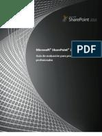 SharePoint 2010 Developer Evaluation Guide