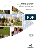 Ashridge Report Motivation and Employee Engagement October2009