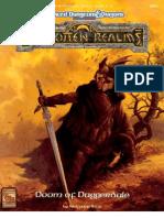 Tsr 9391 Forgotten Realms Doom of Daggerdale