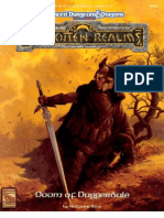 Tsr 9391 Forgotten Realms Doom of Daggerdale
