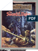 Tsr 9484 Forgotten Realms the Sword of the Dales
