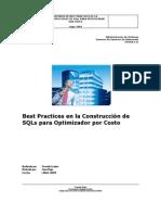 Best Practices Construcciones de Querys