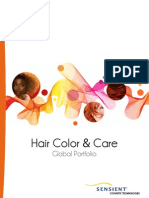 Brochure Hair Color & Care