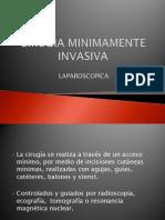 Cirugia Minimamente Invasiva.pptx Logistica