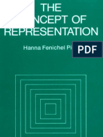 Hanna F. Pitkin the Concept of Representation 1972