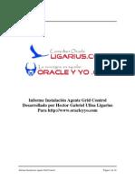 Instalacion Agente GridControl Unix