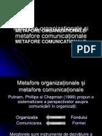 Metafore organizaționale și metafore comunicaționale